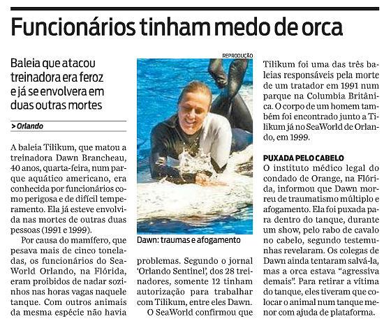 Fonte: jornal O Dia de 26.02.2010.