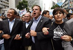 Cabral, Paes, Rosinha... 17.03.2010