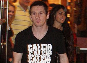 Messi no Rio