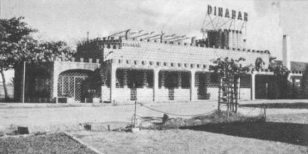 Av. Sermambetiba (Bar e Restaurante Dinabar) - Anos 60