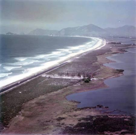 Barra da Tijuca, anos 60/70