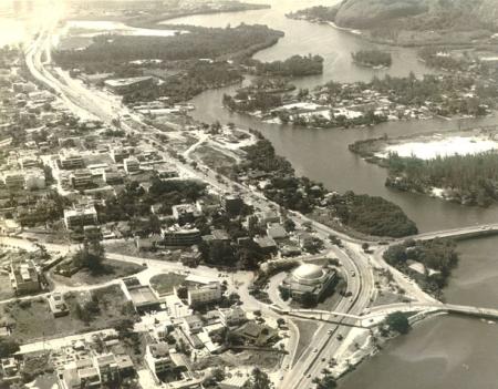 Entrada da Barra, 1980