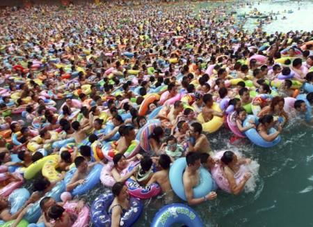 piscina china